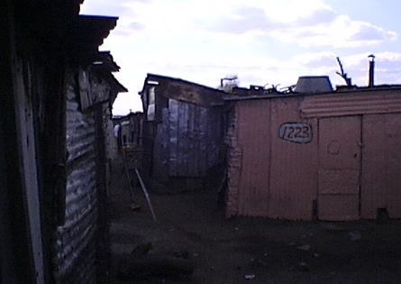 Soweto Camp Shack